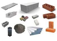 Материалы в строительстве