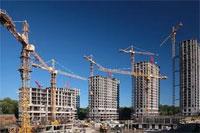 Строительство многоэтажек
